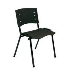 Cadeira New Iso base e cor preta