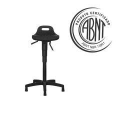 Cadeira industrial semi-sentado