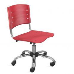 Cadeira New Iso cromada em cores