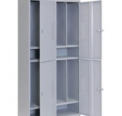 Guarda-volumes Insalubre 4 portas
