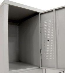 Guarda-volumes 8 portas 350