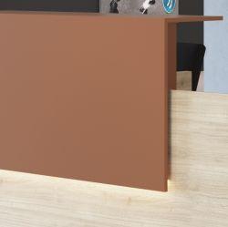 Fita LED para Complemento Frontal Balcão de Atendimento Concept