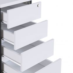 Gaveteiro Concept 4 gavetas