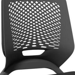 Kit 2 Cadeiras Aproximação Beezi 4 pés