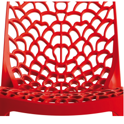 Kit 4 cadeiras Gruvyer