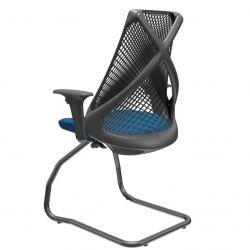 Cadeira Aproximação Bix com braços